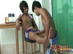 Thai Cock Boxing Massage