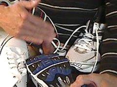 Sneaker Cumming