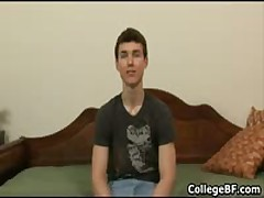 Jared Kent Wanking His Fine School Jizzster 1 By CollegeBF