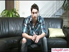 Alex Vaara Busting His Fine Balls 1 By CollegeBF