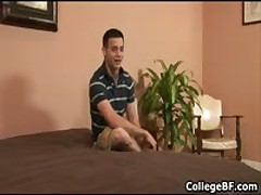 Matt Spiers Pulling His Great School Sausage 1 By CollegeBF