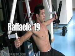 19 Year Old Raffaele