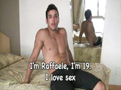 19 Year Old Raffaele