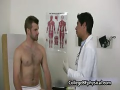 Perry Getting His Juvenile Dick Checked And Jerked By Doktor 2 By CollegeBFphysical