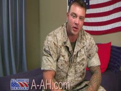 Tatted Marine