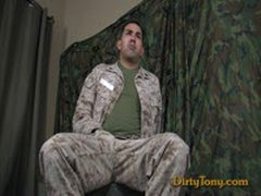 Hot Smoth Military Stud Jerks
