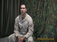 Hot Smoth Military Stud Jerks