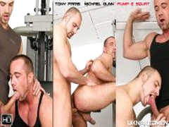Pump And Squat (Uknakedmen)