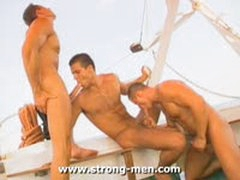 Threesome Muscle Hardcore