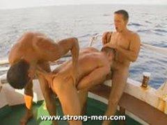 Threesome Muscle Hardcore