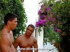 Muscle Hard Sex