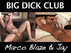 Big Dick Club - Marco Blaze And Jay