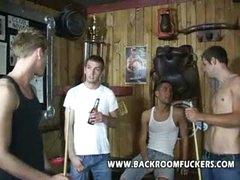 Backroom Cum Suckers