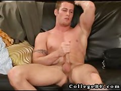 Beefed Rc Masturbating His Firm Dick 2 By CollegeBF