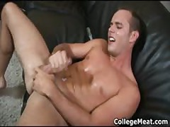 Devin Adams Wacking Off His Sexy School Rod 5 By CollegeMeat