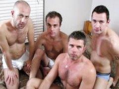 Tom, Sam, Bruce & Branco