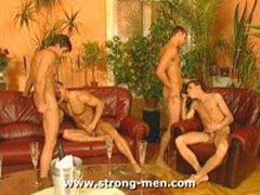 European Group Sex