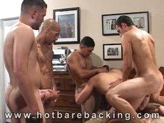 Michael, Dorian, Leo, Miguel, & Diego