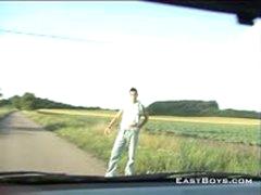 Ben Eastboy - Pissing