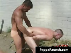 Extreme Homo Hard Core Butt Making Out Homo Video 2 By PappaRaunch