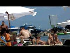 Spy In Bulgarian Beach