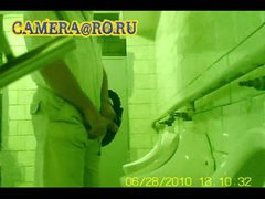 Jerk-Off In Urinals