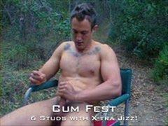 CUM FEST At Island Studs