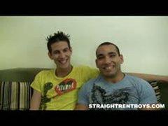 Straight Rent Boys - Mikey And Jadizon