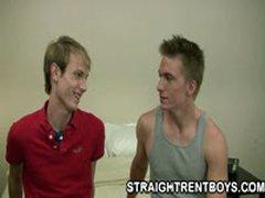 Straight Rent Boys - Evan And James