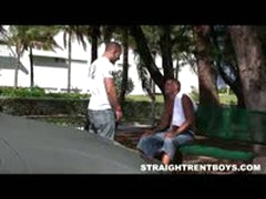 Straight Rent Boys - Jadizon And Blake