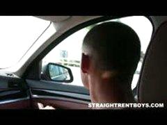 Jadizon And Blake - Straight Rent Boys Pickup