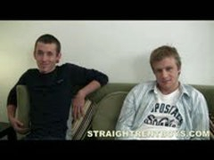 Jordan And Dalton - Straight First Timers