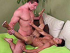 Hardcore Muscle Pounding