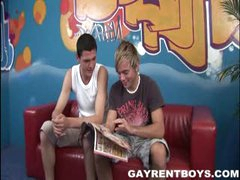 Euro Escorts Flip Flop Fuck For Gay Porn