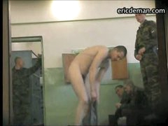 Real Soldiers Changing Room