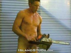 Jock Surfer Muscle Brock