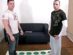 Caleb And Nicco Play 'Gay Spin The Bottle'