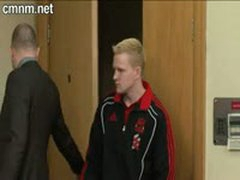 Footballers Naked Exam