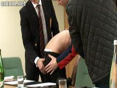 Footballer Steven Stripped
