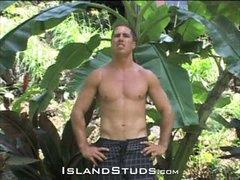 Puerto Rican Surfer Glenn