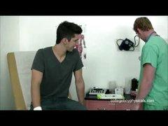 College Boy Physicals - Jared 2