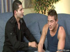 Aiden Morgan And Brad Star