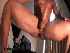 Muscled Cock With Huge Load