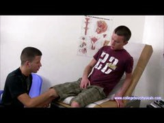 College Boy Physicals - Ashtyn & Chino