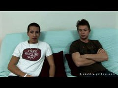 Broke Straight Boys - Cameron And Santos