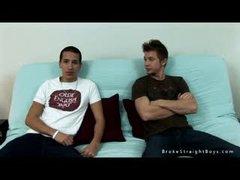 Broke Straight Boys - Cameron And Santos