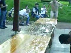 Slide Nude