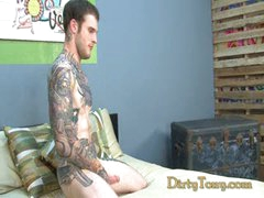 Tatted Aces Gets Off