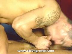 Threesome Gay Porn