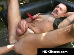 Homo Cowboys In Amazing Radical Homo Fisting Videos 12 By HDKfisters